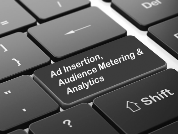Ad-Insertion and Analytics